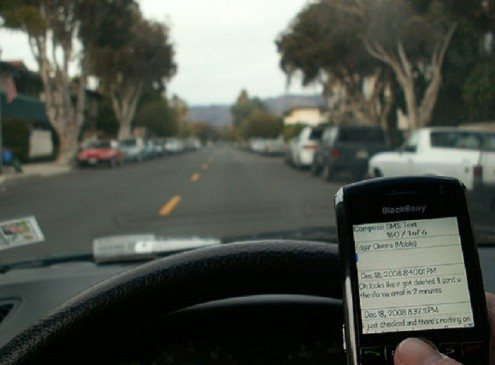 Texting-While-Driving Ban Lowers Roadway Fatality Cases: Study