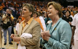 Holly Warlick and Pat Summitt