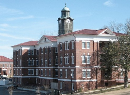 Tuskegee University Campus Shooting: Two  Students Injured; Suspect Now In Custody [VIDEO]