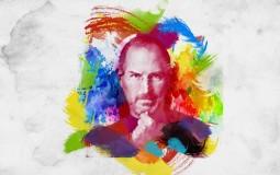 Steve Jobs illustration