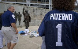 Penn State University To Decide On Fate Of Football Program And Joe Paterno Statue