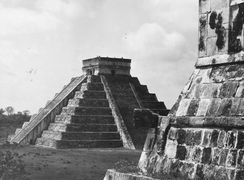 Teen Overtakes Google Maps, Locates Ancient Mayan Site; Hints Error To 2012 'End Of The World' Theory? [VIDEO]