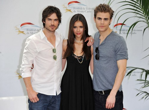 'The Vampire Diaries' Season 8 Spoilers and Rumors: Stefan To End Up With Katherine? [Video]