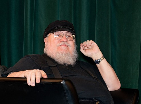 'Game of Thrones' Author George R. R. Martin Confirms 'The Winds Of Winter' Finally Coming This Year [Video]