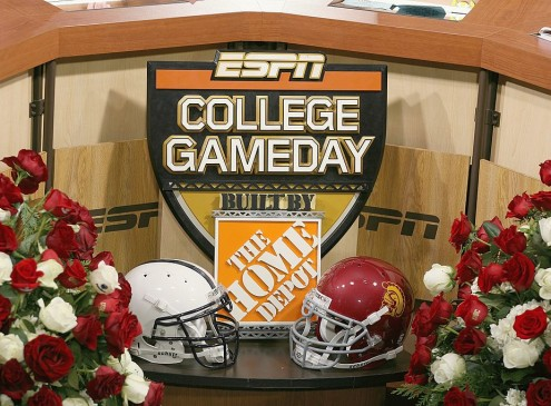 'College Football Playoff' Latest Updates: ESPN Release Rankings, Game Brackets TV Airtime Schedules On ABC