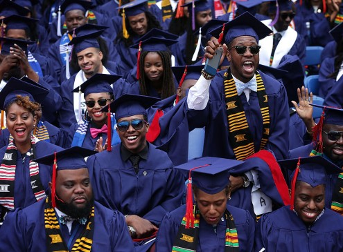 Commencement Speech 2016: The Cost of Inviting Celebrities to Speak at Graduation