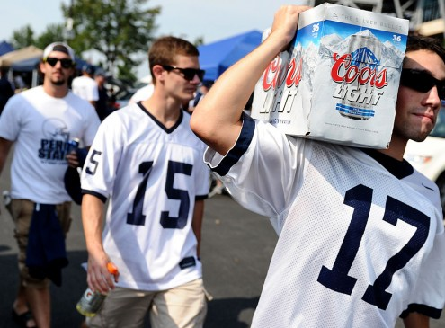 College Sports Update: New Hampshire Lawmakers To Lift Ban On Serving Alcohol In Most University Sports Arenas
