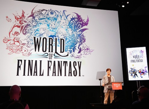 'Final Fantasy XIV' And 'Yo-Kai Watch' Crossover Coming This Summer!