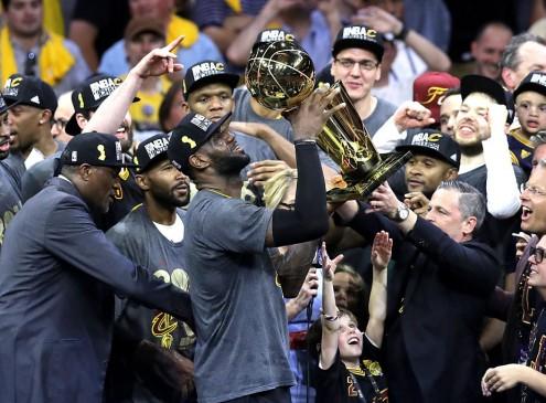 NBA Finals 2016: Cavaliers Beat Warriors; LeBron James Awarded MVP