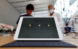 iPad Pro 9.7 inch Launch In Tokyo