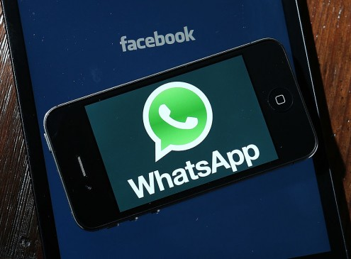 WhatsApp Adds OneDrive Cloud Storage to Windows Phone