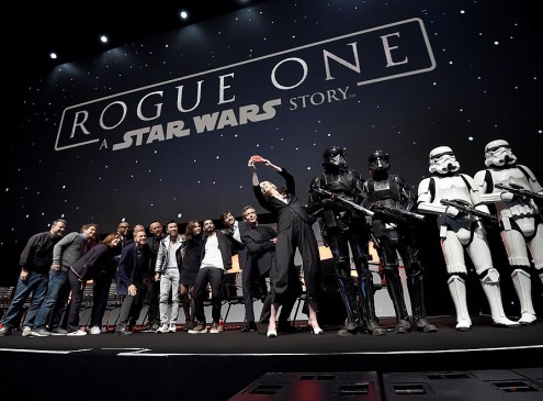 Star Wars Celebration Reveals The Making of the Creatures in 'The Force Awakens' and 'Rogue One' [VIDEO]