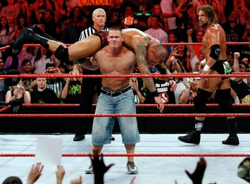2016 WWE Best Match: Cena vs Styles and Owens vs Zayn