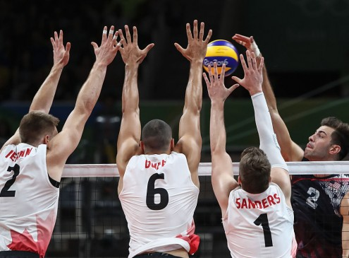 RIO OLYMPICS 2016: Men's Volleyball Schedule, Streaming and Results