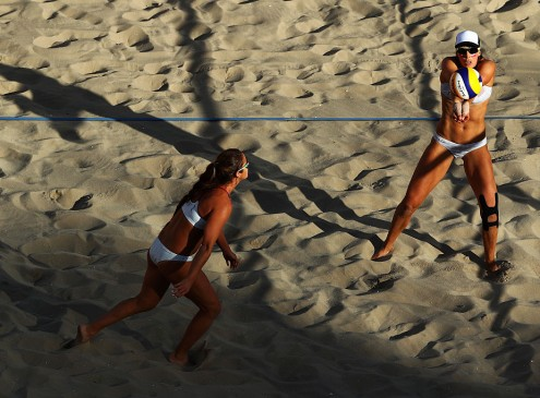 Rio Olympics 2016: American Beach Volleyball Duo Eliminated From The Olympics