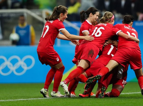 Rio Olympics 2016 Soccer Games Live Stream, How To Watch: Who Might Win In The Semifinals Between Canada vs. Germany?