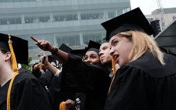 U.K. Degree-Holders Still Have Low Income After 10 Years
