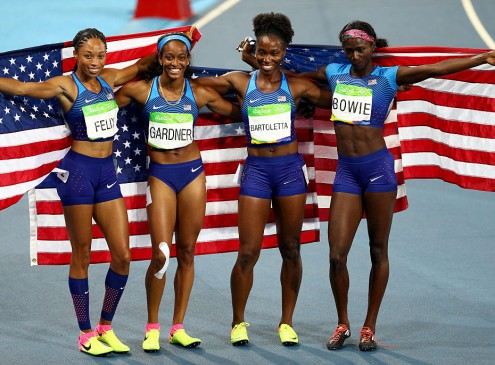 2016 Rio Olympics Results: US Women's Teams On A Roll