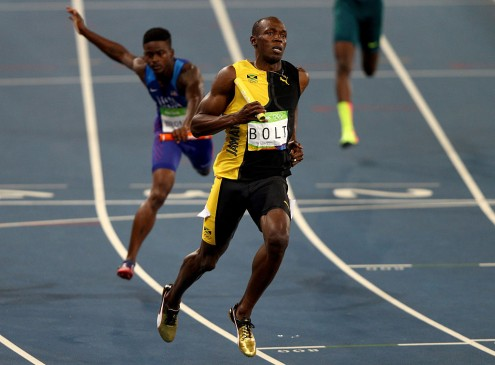 2016 Rio Olympics Results: Usain Bolt Wins 4x100-m Relay, Earns 9th Gold Medal Of His Career