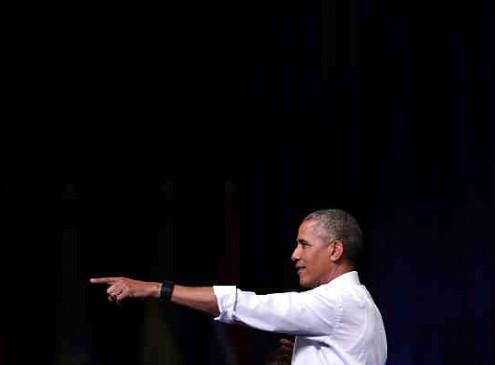 United States President Barack Obama Was A Harvard Graduate, Too