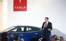 Tesla founder and CEO Elon Musk