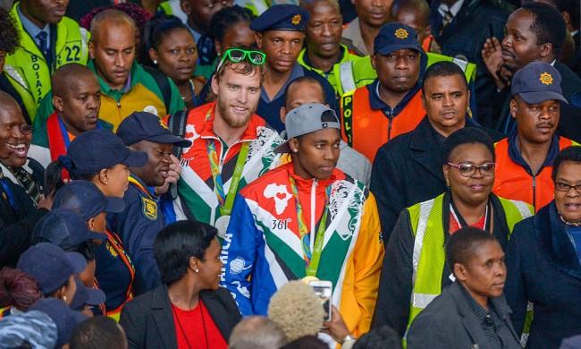 2016 Rio Olympics - Team South Africa