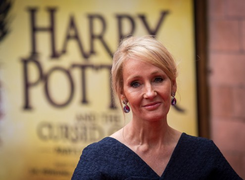 Casual Vacancy Author J.K. Rowling Was A Teacher In Portugal Before Harry Potter Happened