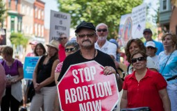 Two anti-abortion orgs filed suit against city of Chicago.