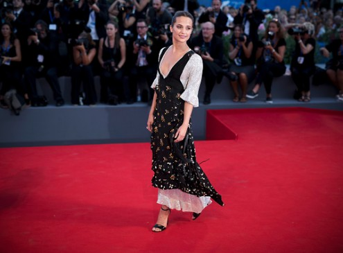 'The Light Between Oceans' Alicia Vikander Wanted To Go Into Law Before She Became Famous