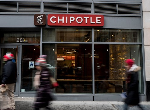 Alphabet Inc. and Chipotle to 'Employ' Drone Delivery-Robot; Burrito is in The Air!
