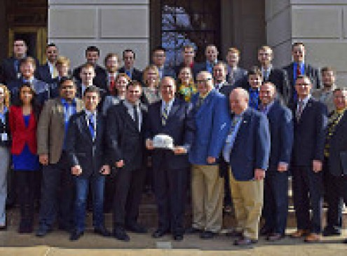 West Virginia Students Bag $750,000 Prize in NASA Robotics Competition