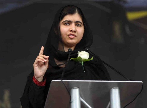 Malala Calls on World Leaders Provide Education to Refugee Girls and Save Them from Early Marriage and Child Labor