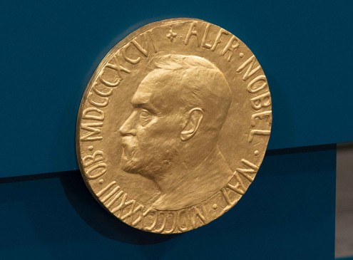 University of Delaware Nobel Peace Prize Reference Caused by Simple Error