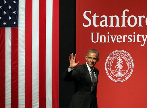 Stanford University Takes Top Spot In Wall Street Journal's College Rankings List