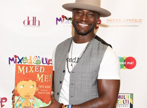 Actor Taye Diggs Talks About Early Childhood Education
