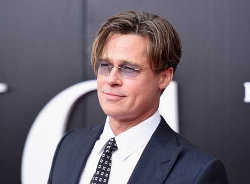 Brad Pitt Majored In Journalism Before He Went Into Acting