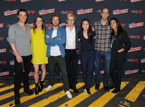 'Iron Fist' Launches at New York Comic Con; First glimpse of the Series' Teaser, Exposed