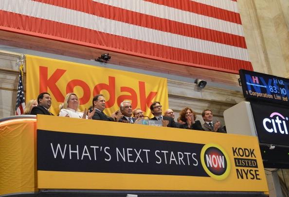 Kodak to release its own smartphone.