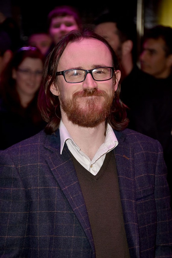 Ben Crompton arrives for the Gala Screening of 'Game of Thrones'.
