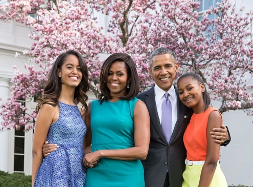 Jaden Smith, Malala Yousafzai, Sasha And Malia Obama Most Influential Teens For The School Year 2016