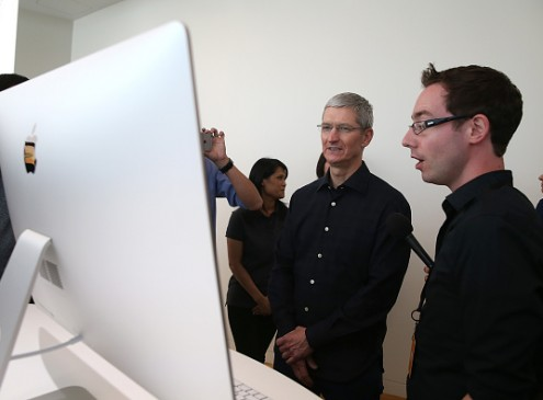 New iMac Is Bigger: New iMac Design Sports In 27-Inch Display; Check Out Added Features! [VIDEO]