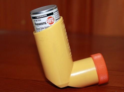 Asthma Drugs Suppress Growth in Children