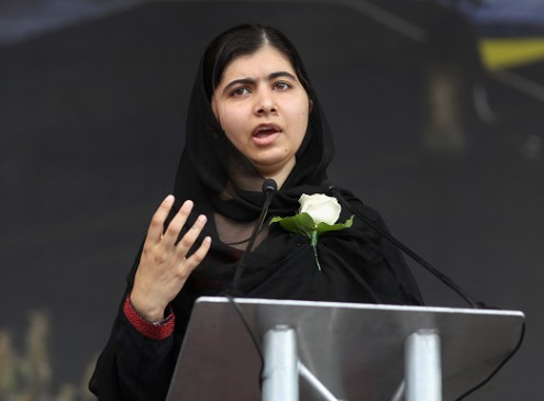 Malala Yousafzai And Other Celebrities That Defied Poverty, Lack Of Education And Difficult Times