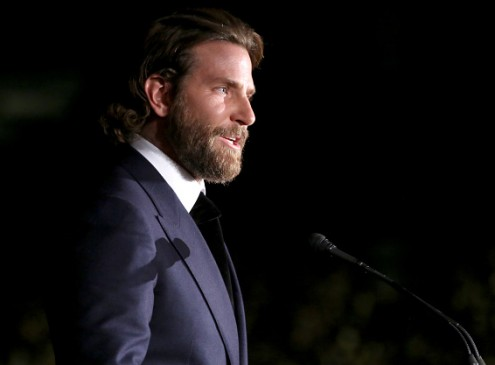 Bradley Cooper Surprises Couple At Georgetown University