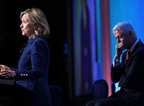 Can Bill Clinton Be Accused of Power Abuse by Helping Laureate, Crossing Blame To Hilary Clinton?