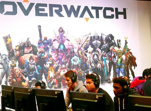 'Overwatch's' Sombra Hacks Bastion, Blizzard Quiet About Her Reveal [VIDEO]