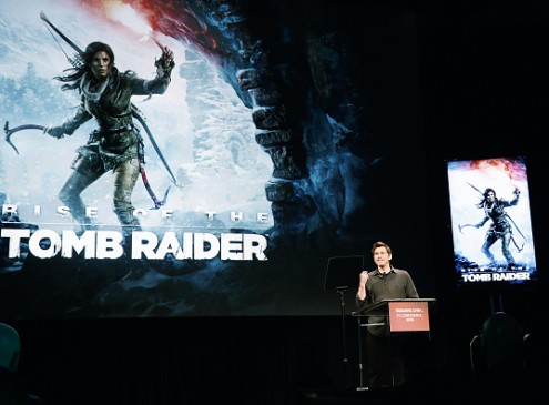 Next Game Title Of 'Tomb Raider' Leaks Online Due To Open Laptop On Subway [VIDEO]
