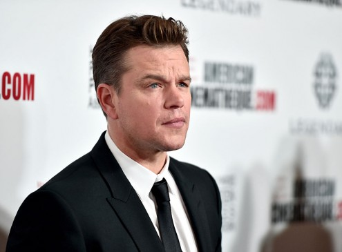 Matt Damon's New Film 'Backpack Full Of Cash' Focuses On The US Public School System