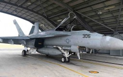 BU Alum and Program Manager at GE Aviations Caters F/A-18 Hornets