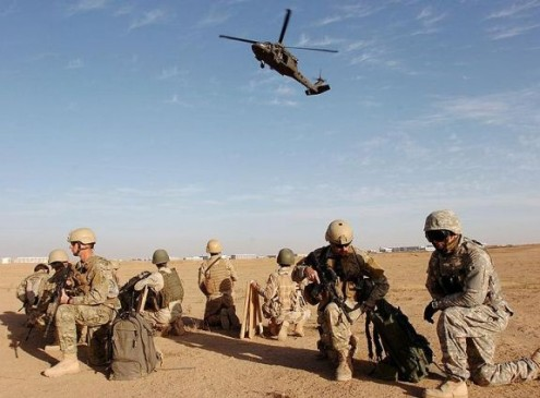 Combat Soldiers Most Affected By Post-Traumatic Stress Disorder, Study